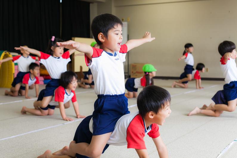 幼稚園の一日 イメージ